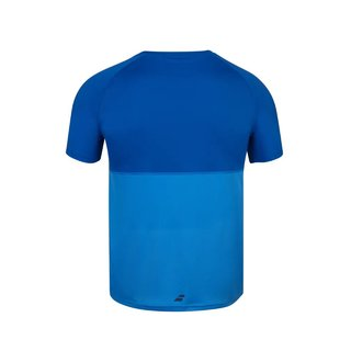 Play Crew Neck Tee Men Aesther Blue