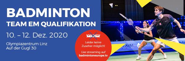 Team EM-Qualifikation in Linz
